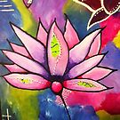 Pink Lotus by Erin DuFrane Art
