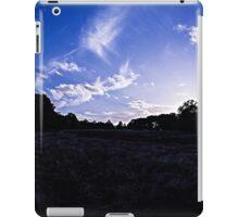 Blue Sky  iPad Case/Skin