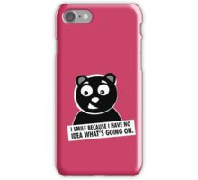 Naughty Bear iPhone Case/Skin