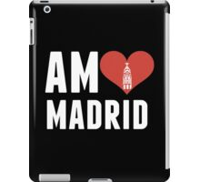 Am♥ Madrid iPad Case/Skin