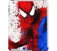 """""""Spider-Man"""" Splatter ARt iPad Case/Skin"""
