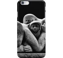 White marble II iPhone Case/Skin