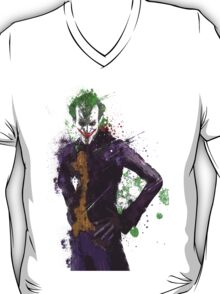 """The Joker"" Splatter Art T-Shirt"