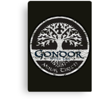 Knight Of Gondor Canvas Print