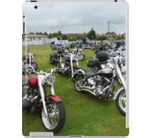 Motor Bikes. iPad Case/Skin