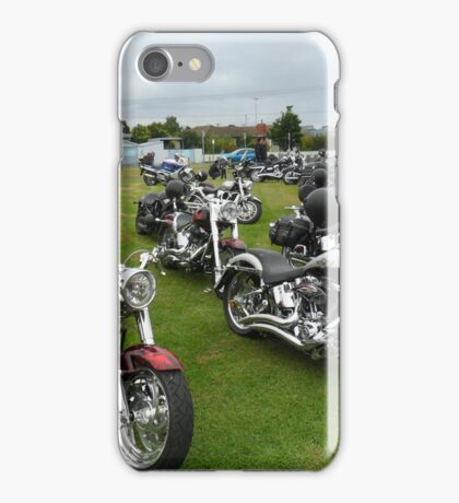 Motor Bikes. iPhone Case/Skin