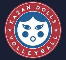 Kazan Dolls Volleyball Kids Tee