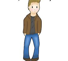 Dean Winchester by designsbyhannah