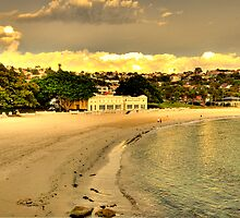 Balmoral Morning - Balmoral Beach - The HDR Series by Philip Johnson