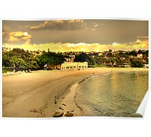 Balmoral Morning - Balmoral Beach - The HDR Series Poster