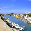 Ciutadella Harbour by Fara