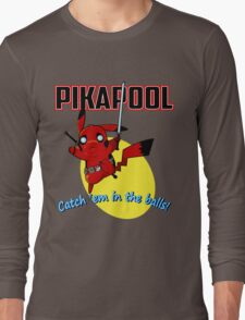 Pikapool Long Sleeve T-Shirt