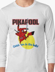 Pikapool Long Sleeve T-Shirt