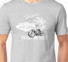 vegas or bust Unisex T-Shirt