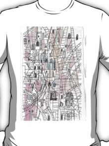 COMPLICATED CITY(C2012) T-Shirt