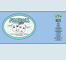 Fandom Cafe... sci-fi blend by random-ship