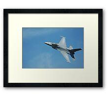 F16 Viper Framed Print