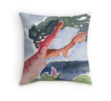 Anias Sydney 11 Throw Pillow