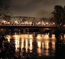 Night Crossing by DaveBuse