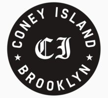 Coney Island Kids Tee