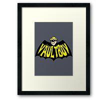 Vaultboy Framed Print