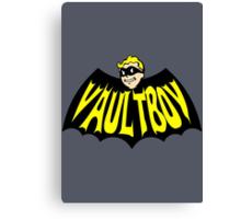 Vaultboy Canvas Print