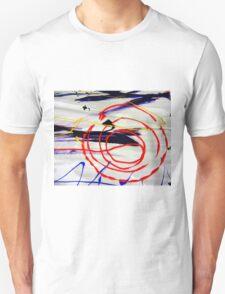 Wet Acrylic Unisex T-Shirt
