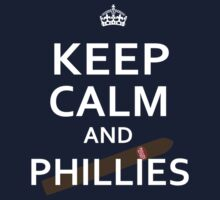 Keep Calm And Phillies Funny by Fatbuldog
