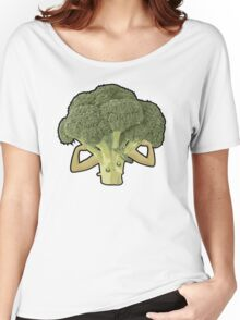 Broccoli Builder Women's Relaxed Fit T-Shirt