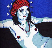 Patriotic by Angelique  Moselle