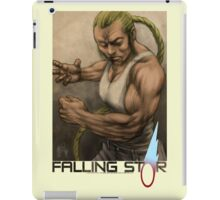 Falling Star, Character Series - 'JUSTICE' iPad Case/Skin