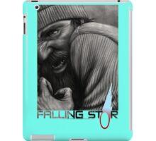 Falling Star, Character Series - 'D' iPad Case/Skin