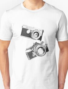 Olympus Pen/OM1 T-Shirt