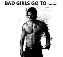 Bad girls go to soulless sam winchester by SugarnSalt