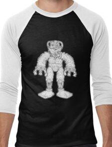 explorer-bot I Men's Baseball ¾ T-Shirt