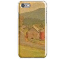 Grampa and Grama's Farm iPhone Case/Skin