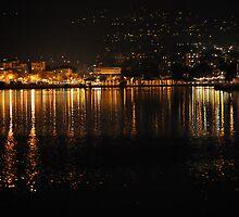 Grand Avenue  •  Lake Merritt  •  Oakland, California by Richard  Leon