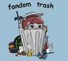 Fandom Trash Logo by FandomTrash14