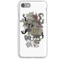 Icky stuff iPhone Case/Skin