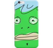 Green Monsta iPhone Case/Skin