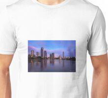 Gold Coast Skyline Unisex T-Shirt