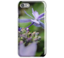 Shooting Star Hydrangea iPhone Case/Skin