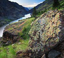 Hells Canyon by Nolan Nitschke