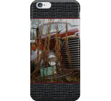 Another Big Truck Pillow iPhone Case/Skin