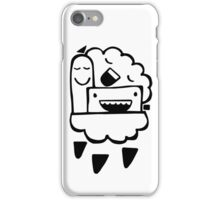 On A Cloud iPhone Case/Skin