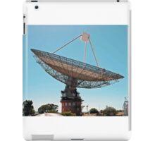 RadioTelescope. Parks Australia. iPad Case/Skin