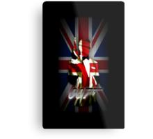 James Bond- 007 iphone case Metal Print