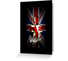 James Bond- 007 iphone case Greeting Card