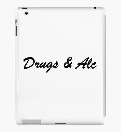 Drugs & Alc iPad Case/Skin