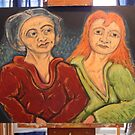 the grandma n her daughter by madvlad